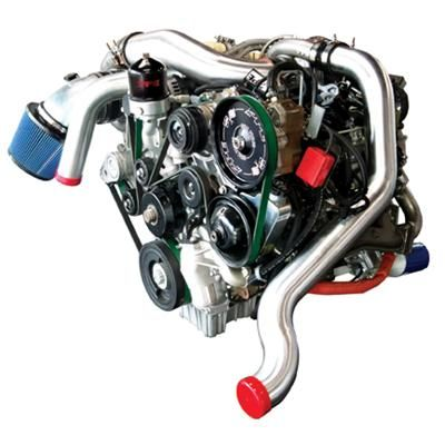 PPE 45/40 Compound Turbo Kit 1164540