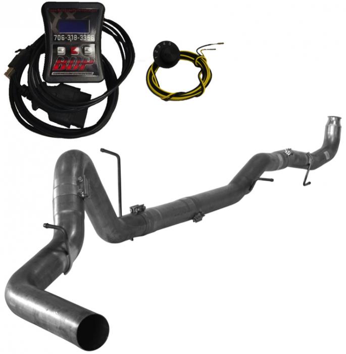 2011 16 66l Lml Duramax Bdp Efi Live Autocal Sotf Tuning W4 Exhaust